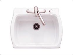 Americast Sink : Chandler Americast? Single Bowl Kitchen Sink